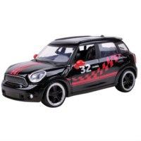 Коллекционная машинка gt racing mini cooper s countryman, 1:24, Motor Max