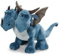 """Мягкая игрушка """"дракон двухголовый"""" (40 см), NICI"""