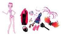 "Кукла  ""страшно злая и сумасшедшая"", Monster High"