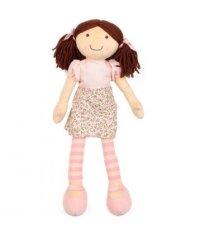 """Игрушка мягконабивная  """"кукла в розовом"""" (43 см), Leader Kids"""