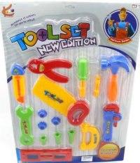 Набор детских инструментов, 16 предметов, Shantou Gepai