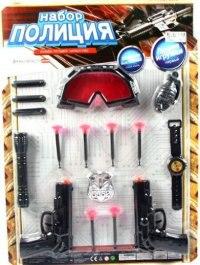"""Игровой набор """"полиция ak47-3"""", Shantou Gepai"""