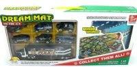 """Набор машин """"полиция"""" (с ковриком-городом), Shantou Gepai"""