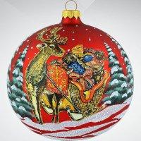 """Украшение коллекционное """"зимняя сказка"""", цвет: разноцветный, 10 см, Mister Christmas"""