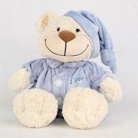 """Мягкая игрушка """"медведь в пижаме"""" (40 см), Plush apple"""