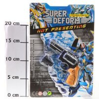 "Трансформер робот-пистолет ""super deform"", Shenzhen Jingyitian Trade Co., Ltd."