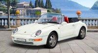 Автомобиль кабриолет porsche 911 carrera, Revell (Ревелл)