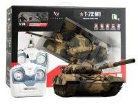 "Танк на радиоуправлении ""russian army tank t72 m1"", VSP"