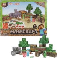 """Игровой конструктор из бумаги papercraft """"большой набор делюкс"""", 90 деталей, Minecraft"""
