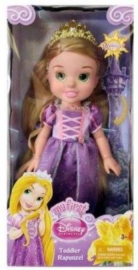 """Кукла """"принцесса дисней. малышка рапунцель"""", 31 см, Jakks Pacific"""