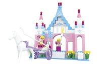 """Конструктор """"страна чудес. дворец принцессы"""" (245 деталей), AUSINI"""