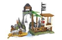 """Конструктор """"пираты: форт"""" (171 деталь), AUSINI"""