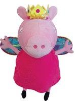 """Мягкая игрушка """"пеппа принцесса"""", 40 см, Росмэн-Лига"""