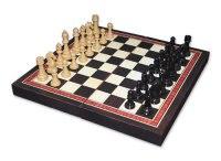 "Шахматы ""каспаров"", пластиковые фигуры, 25x25 см, Kasparov"