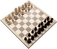 "Шахматы """", деревянные фигуры, 36,5x36,5 см, Classic"