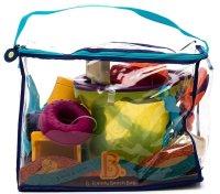 """Игровой набор для песка """""""", в сумке (зеленый), Battat"""