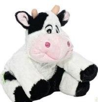 """Мягкая игрушка-грелка """"корова"""", 30 см, Теплые объятия"""