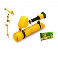"""Набор для исследований """"телескоп-трансформер 3 в 1"""", желтый, Navir"""