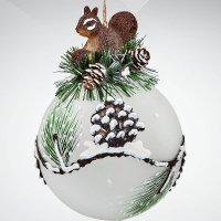 "Украшение ""белка"", 15 см, Mister Christmas"
