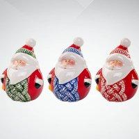 "Набор украшений ""дед морозы"", 8 см, Mister Christmas"