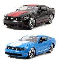 Модель автомобиля 2010 ford mustang gt, Jada Toys
