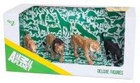 """Набор фигурок  """"большие кошки"""", Animal Planet"""