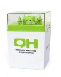 """Радиоуправляемая игрушка """"квадрокоптер мини"""", зеленый, Family Fun"""