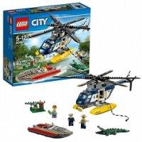 """Конструктор lego """"погоня на полицейском вертолёте"""", LEGO (Лего)"""