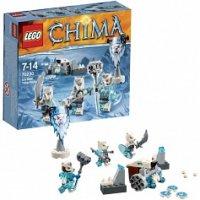 """Конструктор lego """"лагерь ледяных медведей"""", LEGO (Лего)"""