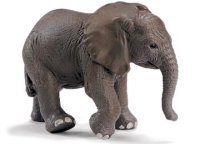 Африканский слоненок, Schleich