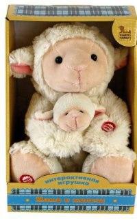 "Интерактивная игрушка ""мама и малыш. овечка"", Fluffy Family"