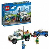"""Конструктор lego """"буксировщик автомобилей"""", LEGO (Лего)"""