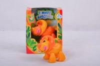 """Игрушка """"в мире животных. лев"""" (желтый / оранжевый), 1 Toy"""