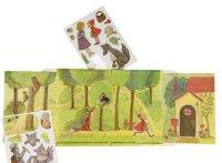 """Детская настольная магнитная игра """"красная шапочка"""", Egmont Toys"""