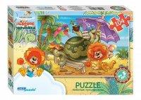 """Пазл """"львенок и черепаха"""" (104 элемента), Step Puzzle (Степ Пазл)"""