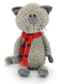 """Мягкая игрушка """"кот обормот в шарфике"""", 45 см, Orange exclusive"""