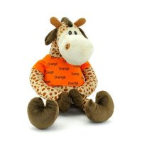 """Жираф """"долговязик"""" (32 см), Orange exclusive"""