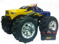 Радиоуправляемая машина monster wheel 4х4 truck, EZTEC