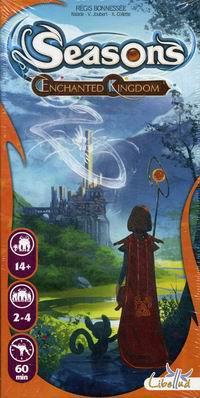 """Настольная игра """"времена года: зачарованное королевство"""" / """"seasons: enchanted kingdom"""", Стиль Жизни"""