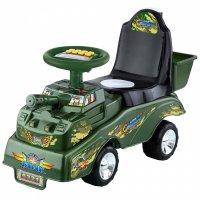 "Каталка ""боевая машина"" (цвет: зеленый), Toysmax"