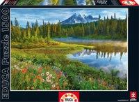 """Пазл """"национальный парк маунт-рейнир"""" (1500 деталей), Educa"""