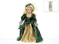 "Кукла декоративная, фарфоровая ""елена"" 13x7,5x36,5 см, ArtHouse"