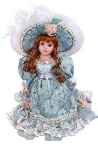 """Кукла фарфоровая """"лера"""" (12 дюймов), Angel Collection"""