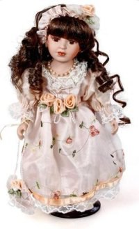 "Кукла фарфоровая ""рита"" (12 дюймов), Angel Collection"