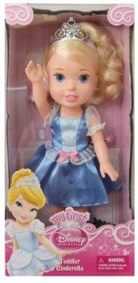"Кукла ""принцессы дисней. золушка"", 31 см, Jakks Pacific"