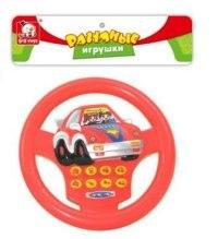 Руль музыкальный, арт. ec6452r, S+S Toys