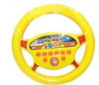 Руль музыкальный, арт. ec1123r, S+S Toys