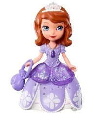 "Кукла ""sofia the first"" (базовая), Mattel (Маттел)"