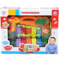 "Развивающая игрушка ""пианино радуга"", Jia le toys"