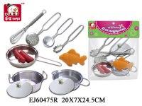"""Игровой набор """"посудка"""" (12 предметов), S+S Toys"""
